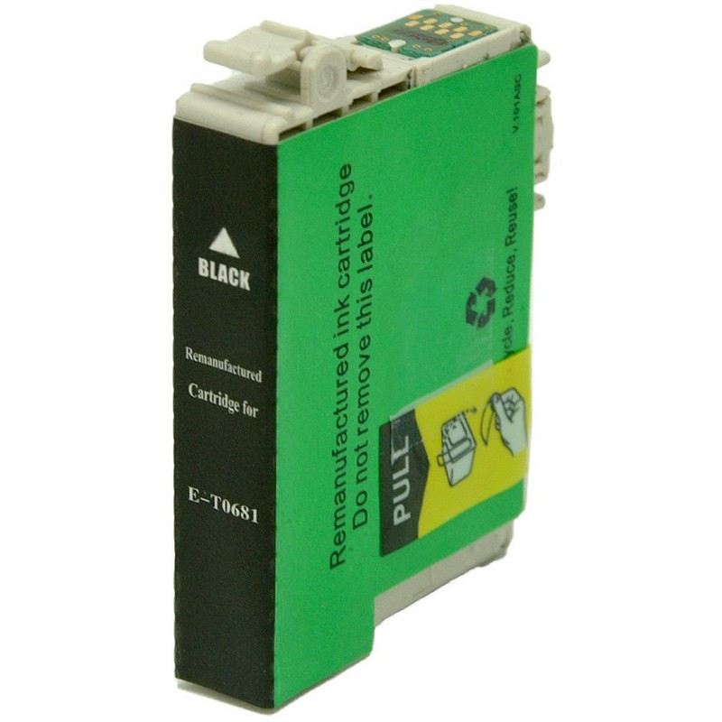 Epson T068120 Black Ink Cartridge