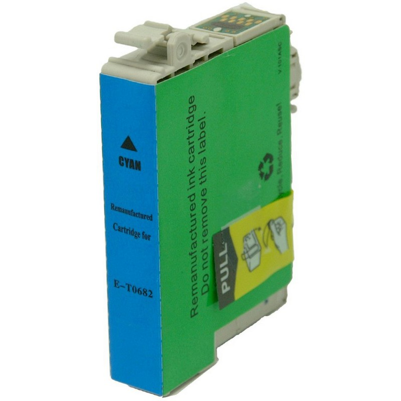 Epson T068220 Cyan Ink Cartridge