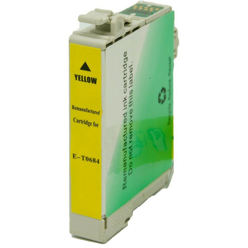 Epson T068420 Yellow Ink Cartridge