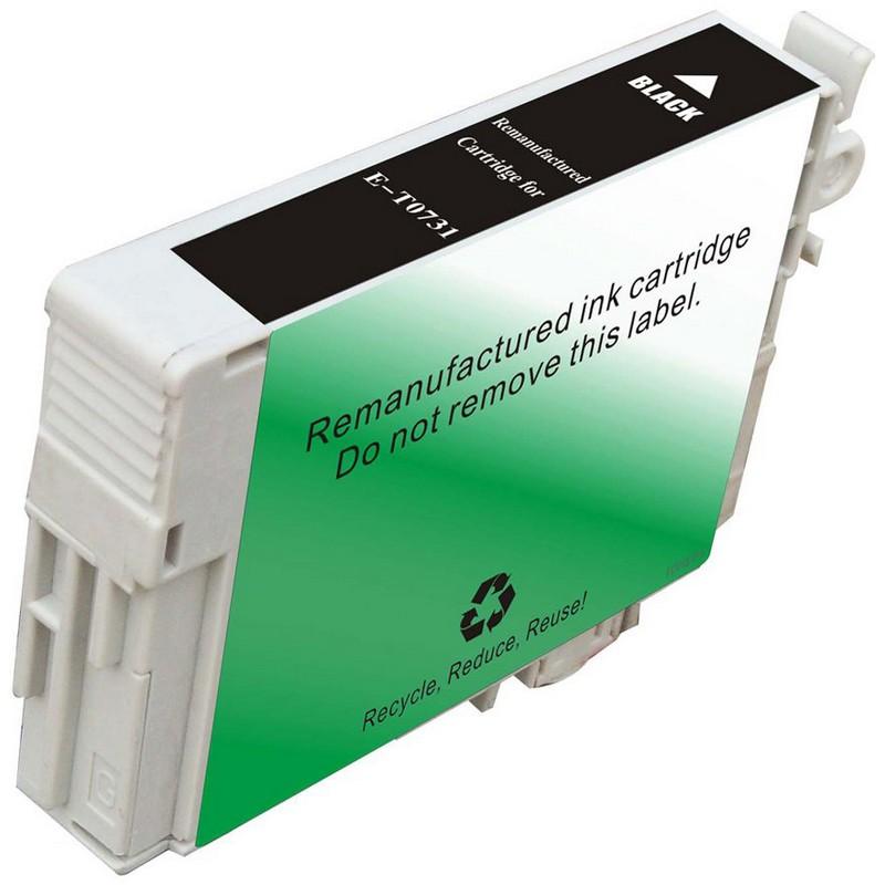 Epson T073120 Black Ink Cartridge