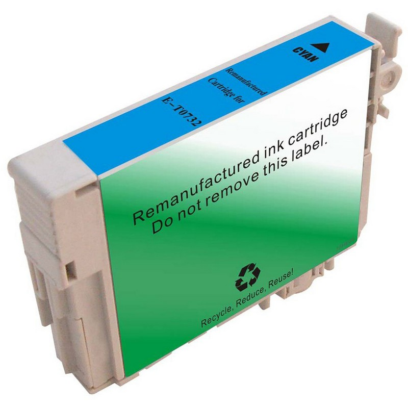 Epson T073220 Cyan Ink Cartridge