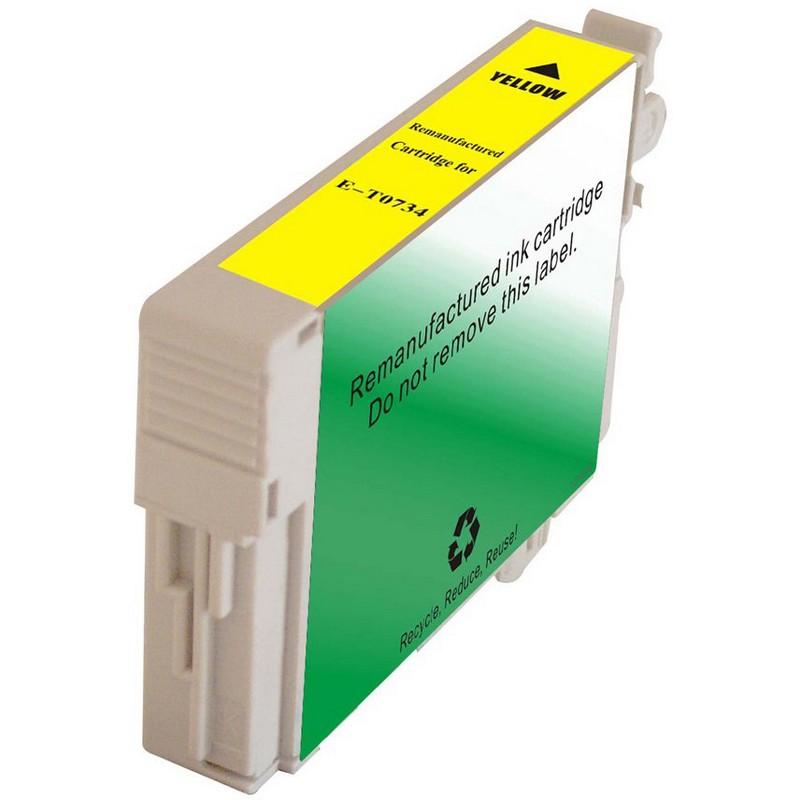 Epson T073420 Yellow Ink Cartridge