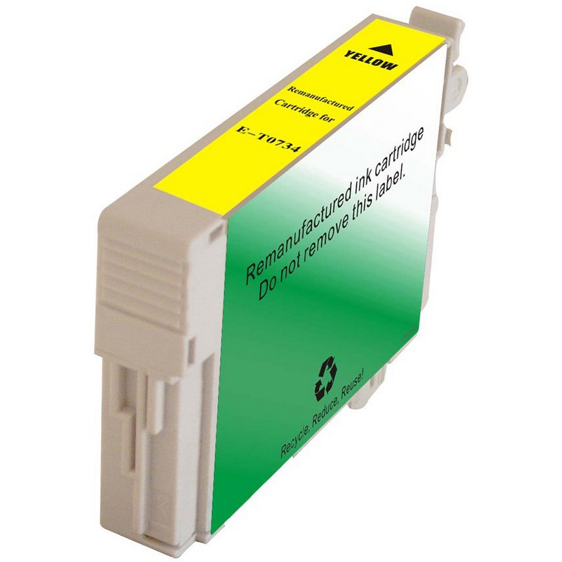 Epson T073420 Yellow Ink Cartridge