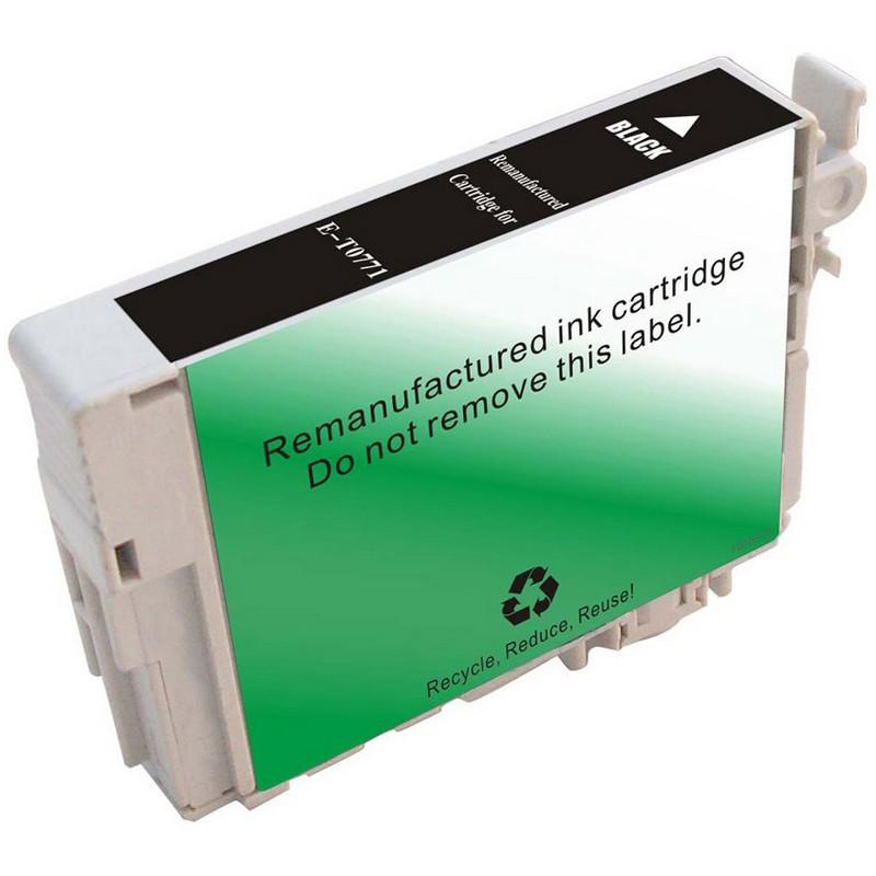 Epson T077120 Black Ink Cartridge