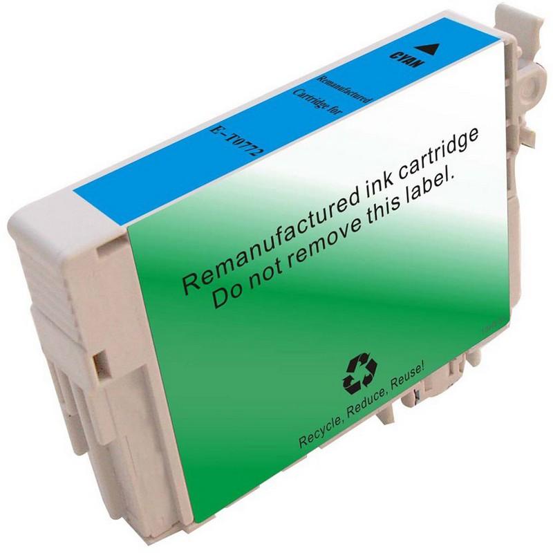 Epson T077220 Cyan Ink Cartridge