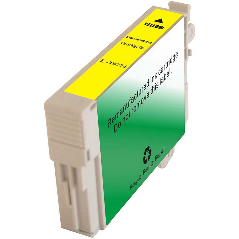 Epson T077420 Yellow Ink Cartridge