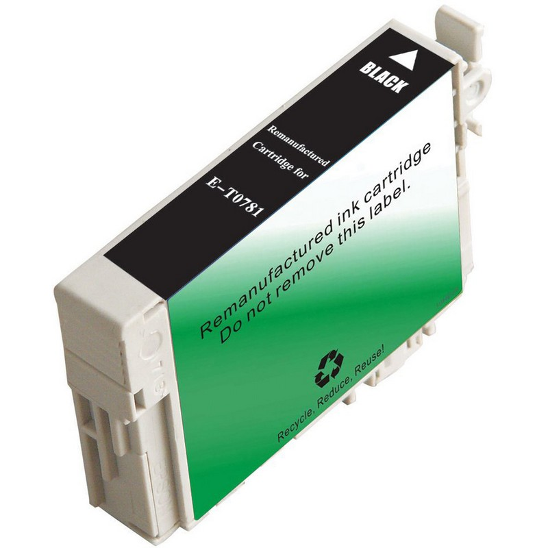 Epson T078120 Black Ink Cartridge