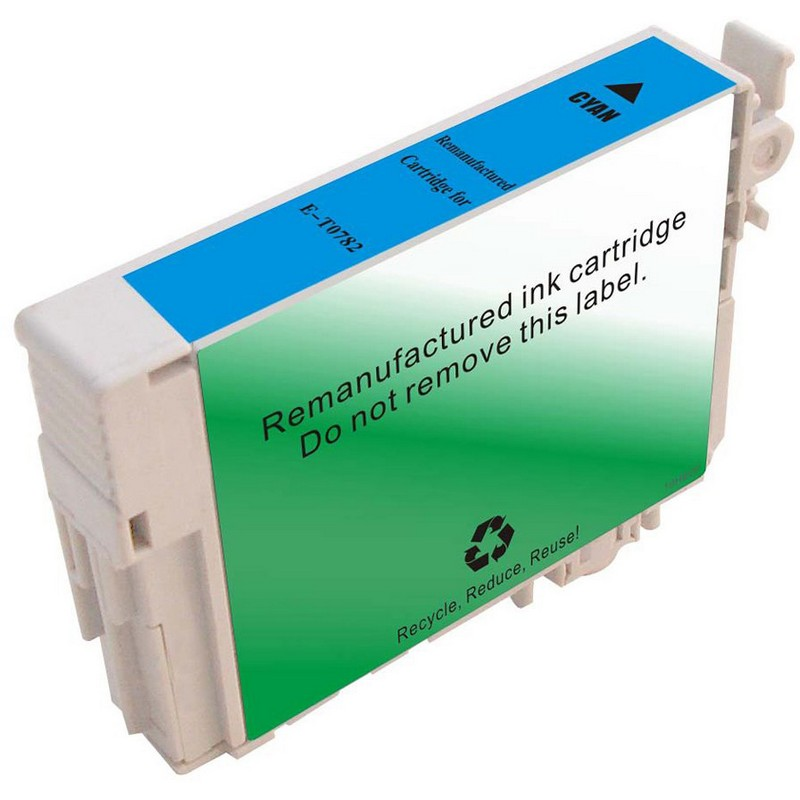 Epson T078220 Cyan Ink Cartridge