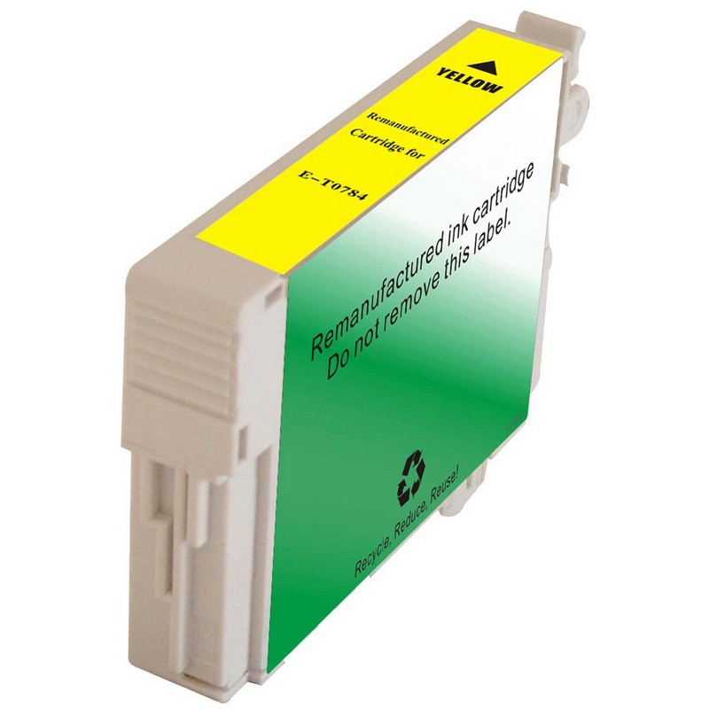 Epson T078420 Yellow Ink Cartridge