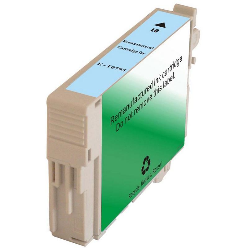 Epson T079520 Lt. Cyan Ink Cartridge