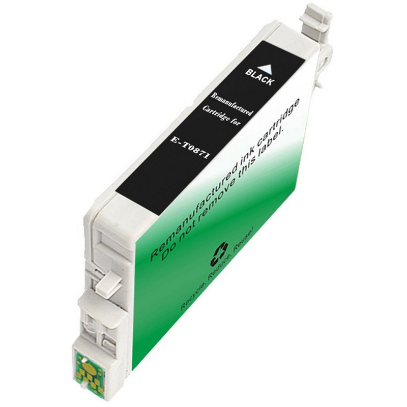 Epson T087120 Black Ink Cartridge