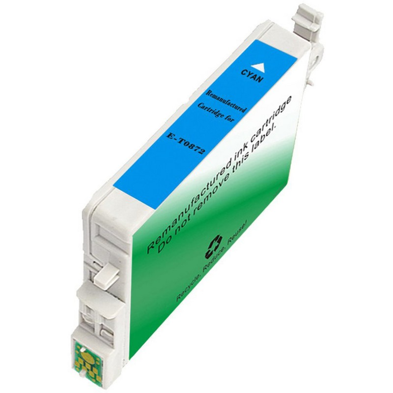 Epson T087220 Cyan Ink Cartridge