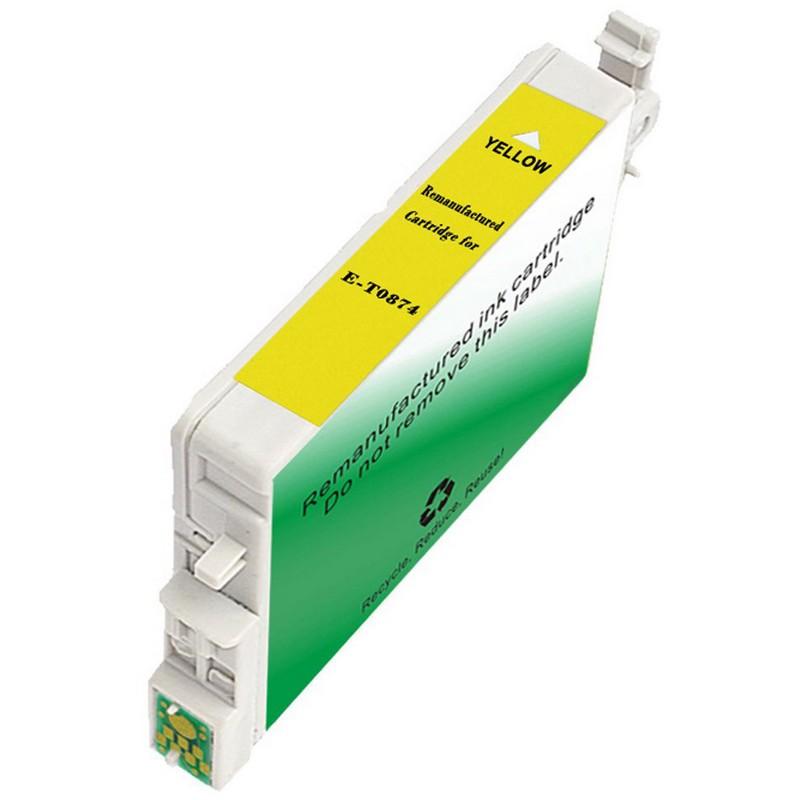 Epson T087420 Yellow Ink Cartridge