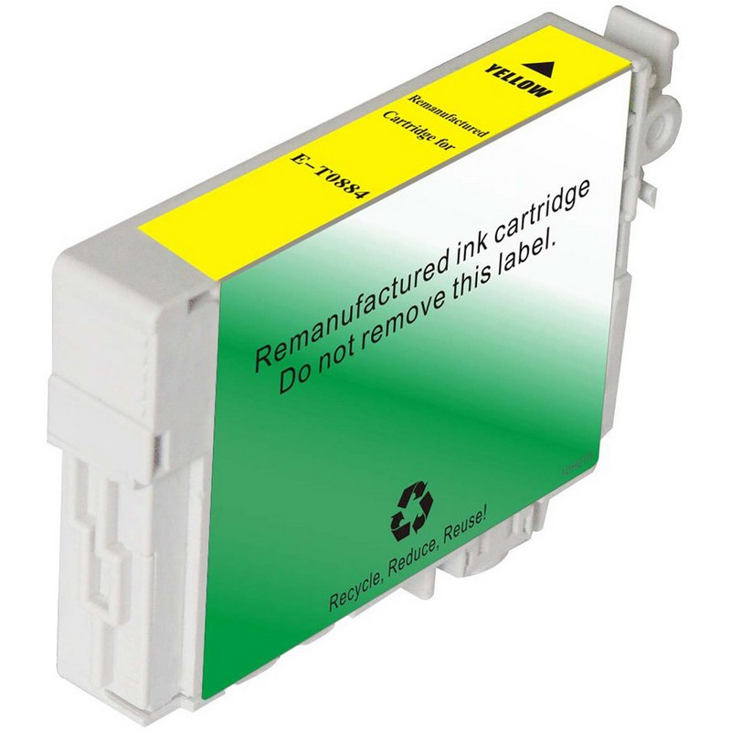 Epson T088420 Yellow Ink Cartridge