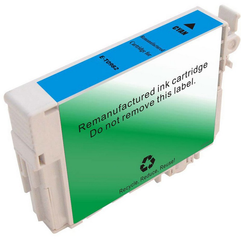 Epson T098220 Cyan Ink Cartridge