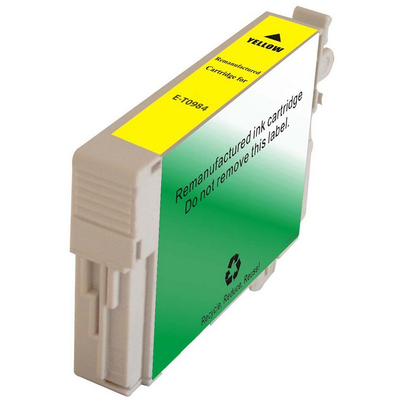 Epson T098420 Yellow Ink Cartridge