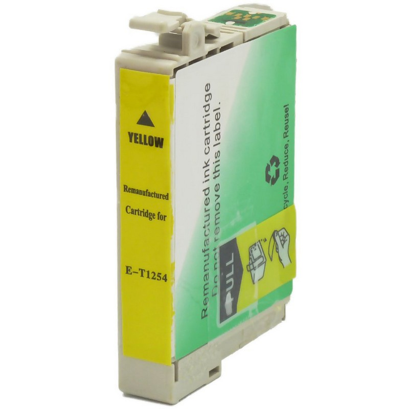 Epson T125420 Yellow Ink Cartridge