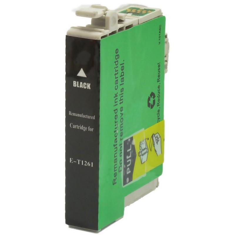 Epson T126120 Black Ink Cartridge