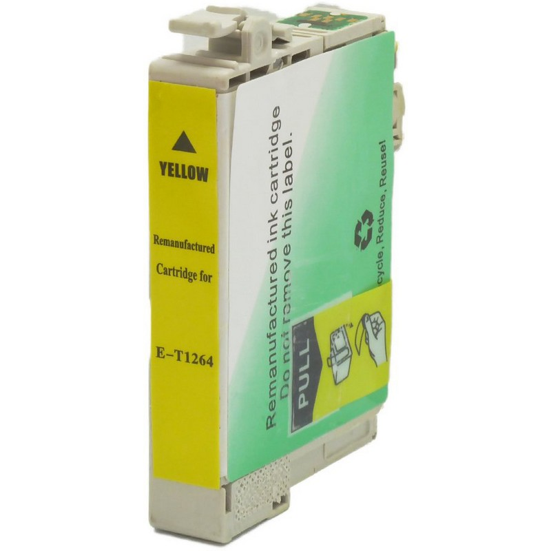 Epson T126420 Yellow Ink Cartridge