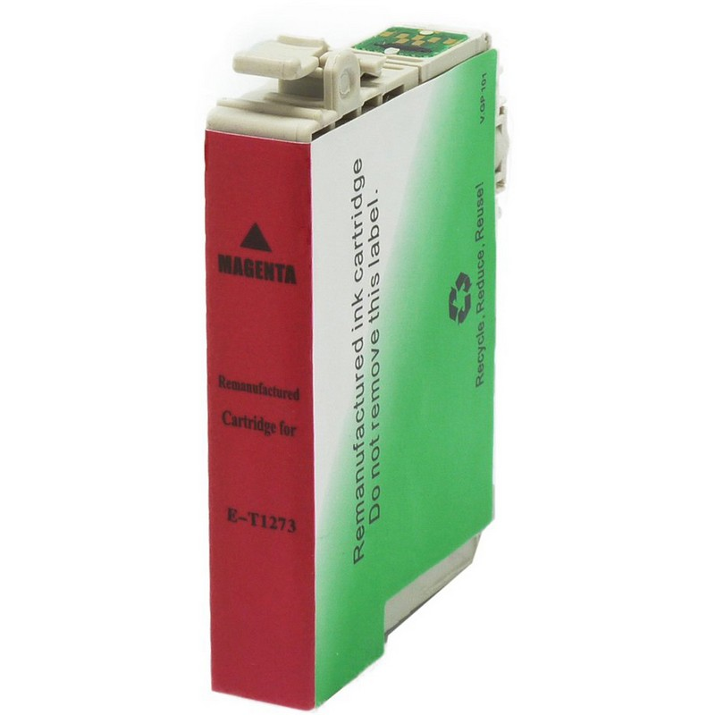 Epson T127320 Magenta Ink Cartridge-Epson T1273