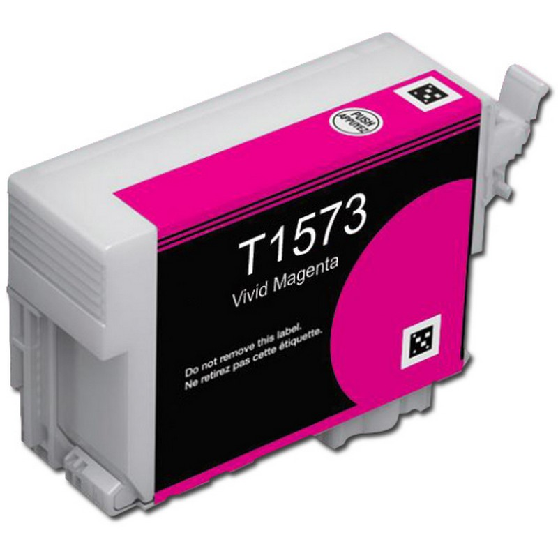 Epson T157320 Magenta Ink Cartridge-Epson T1573