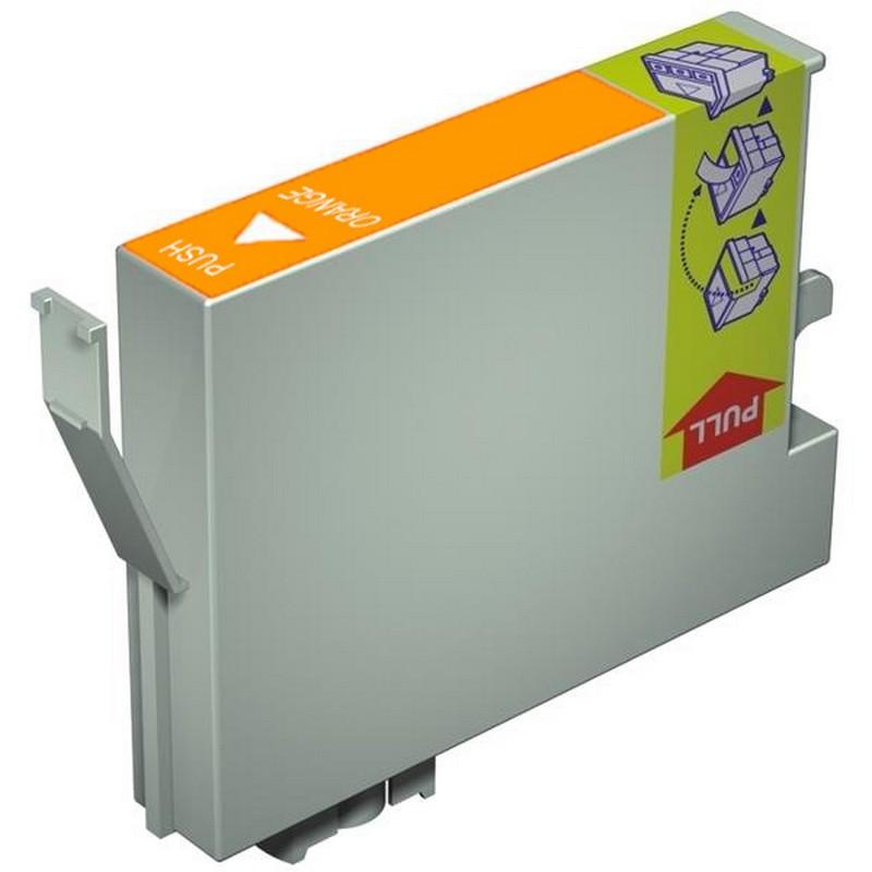 Epson T159920 Orange Ink Cartridge-Epson T1599