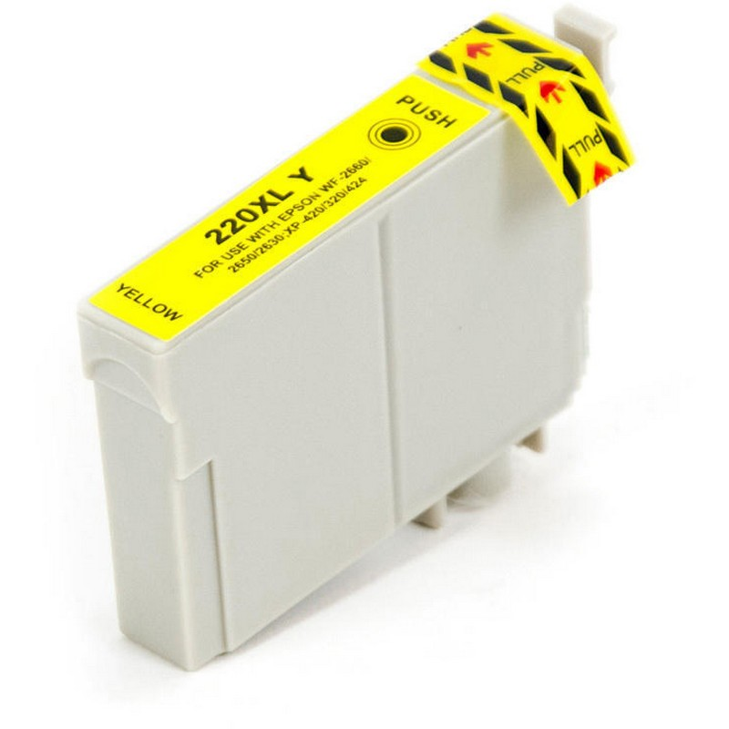 Epson T220XL420 Yellow Ink Cartridge
