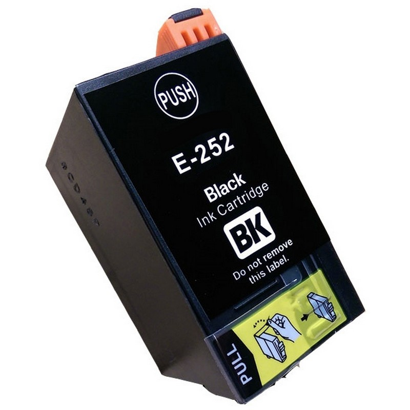 Epson T2521 Black Ink Cartridge