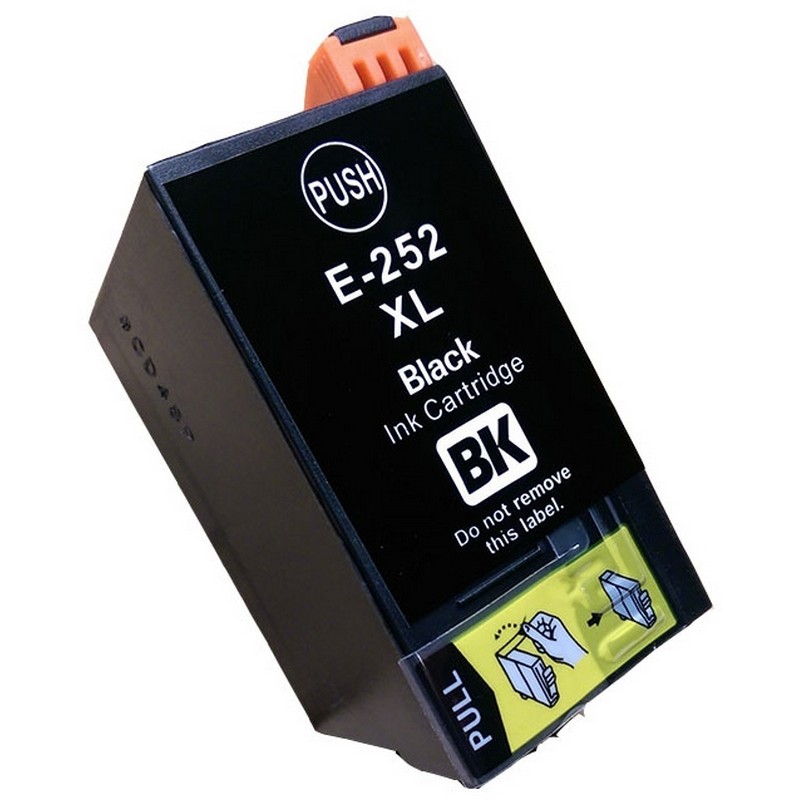 Epson T2521XL Black Ink Cartridge