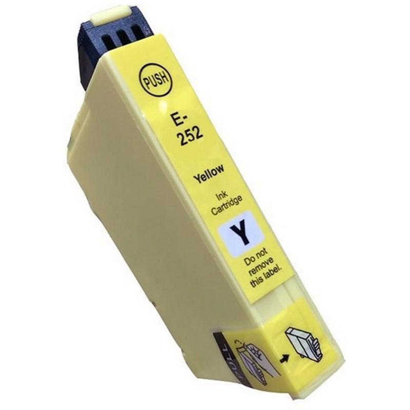 Epson T2524 Yellow Ink Cartridge