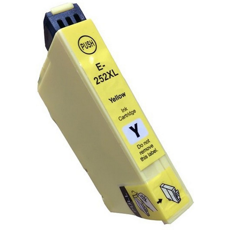 Epson T2524XL Yellow Ink Cartridge