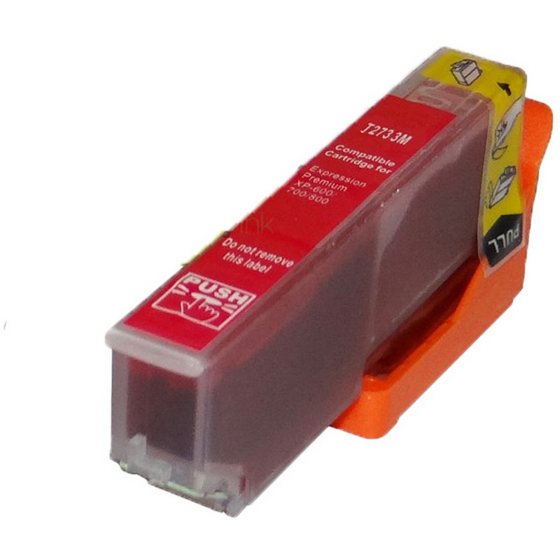 Epson T273320 Magenta Ink Cartridge-Epson T2733