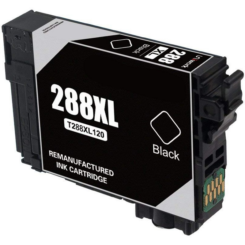 Epson T288XL120 Black Ink Cartridge