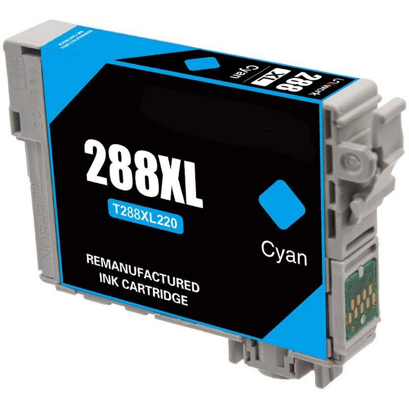 Epson T288XL220 Cyan Ink Cartridge