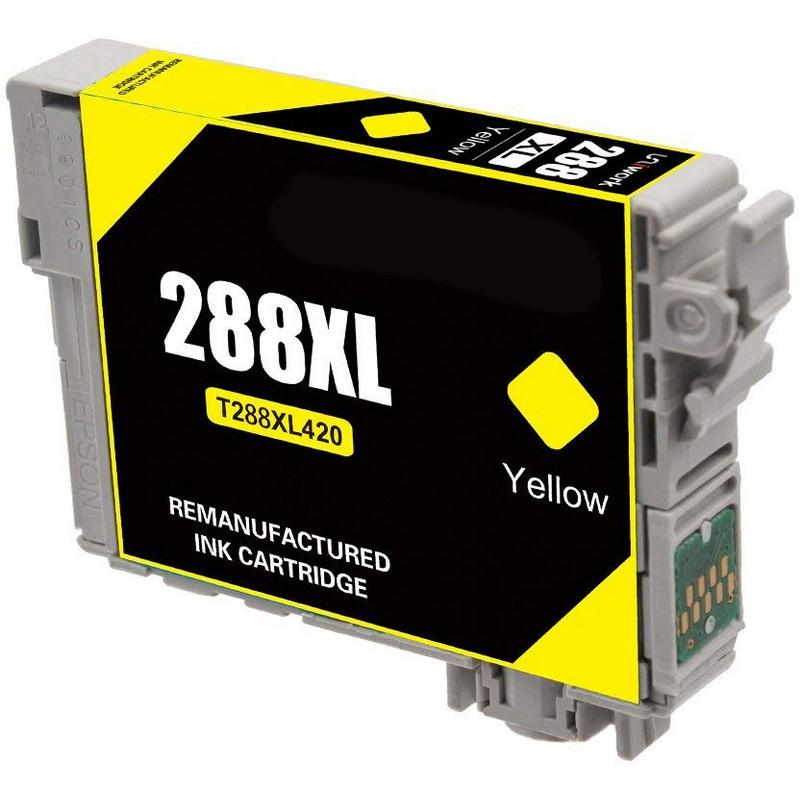 Epson T288XL420 Yellow Ink Cartridge