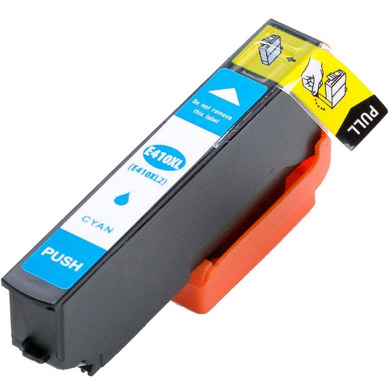 Epson T410XL220 Cyan Ink Cartridge
