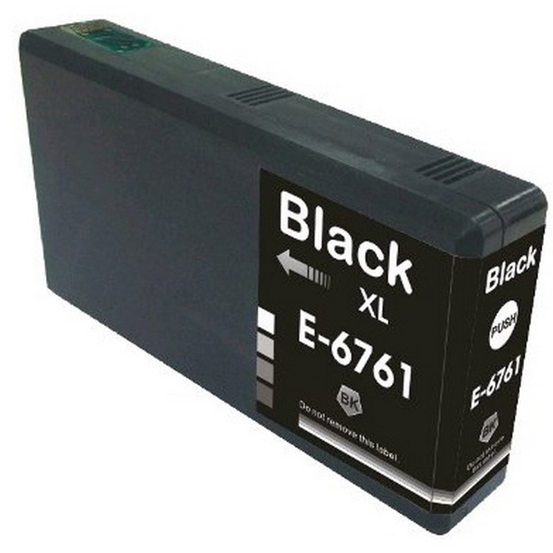 Epson T6761XL120 Black Ink Cartridge