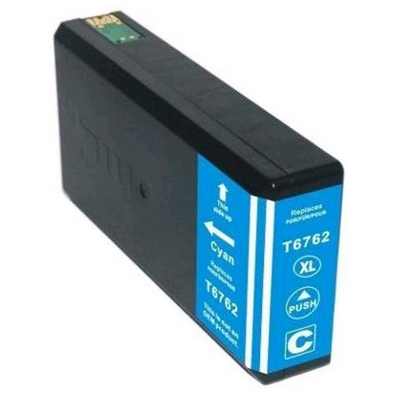Epson T6761XL220 Cyan Ink Cartridge
