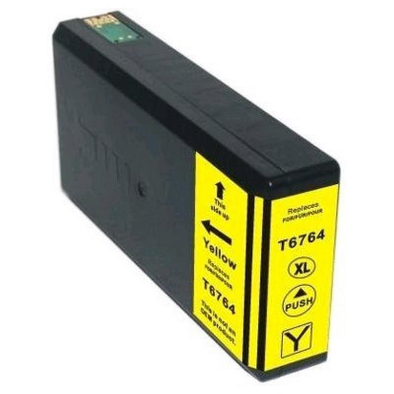 Epson T6761XL420 Yellow Ink Cartridge