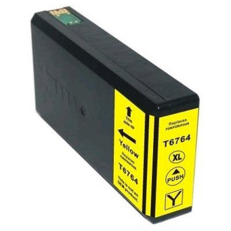 Epson T6761XL420 Yellow Ink Cartridge