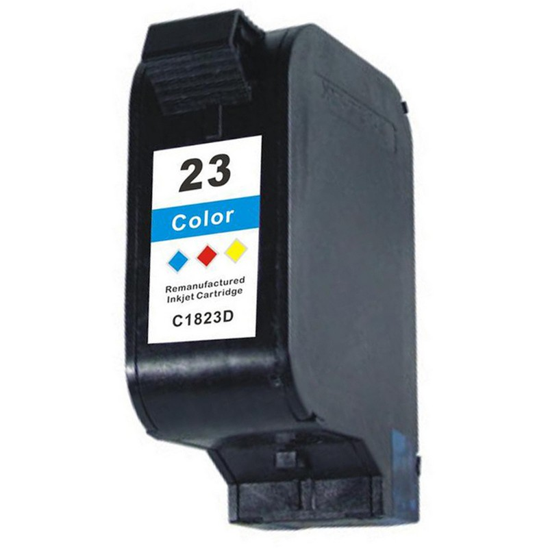 HP C1823A Color Ink Cartridge-HP #23