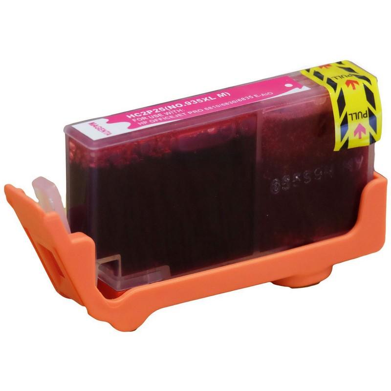 HP C2P25AN Magenta Ink Cartridge-HP #935XLM