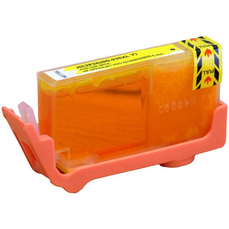 HP C2P26AN Yellow Ink Cartridge-HP #935XLY