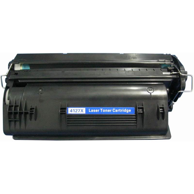 HP C4127X Black Toner Cartridge-HP 27X