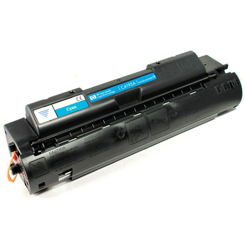 HP C4192A Cyan Toner Cartridge