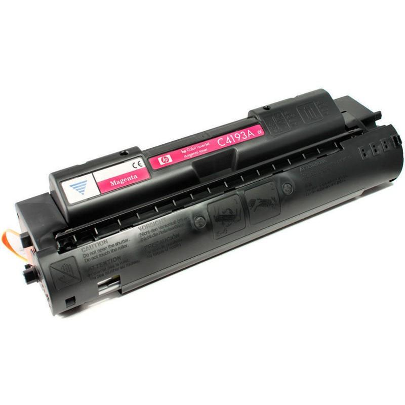 HP C4193A Magenta Toner Cartridge