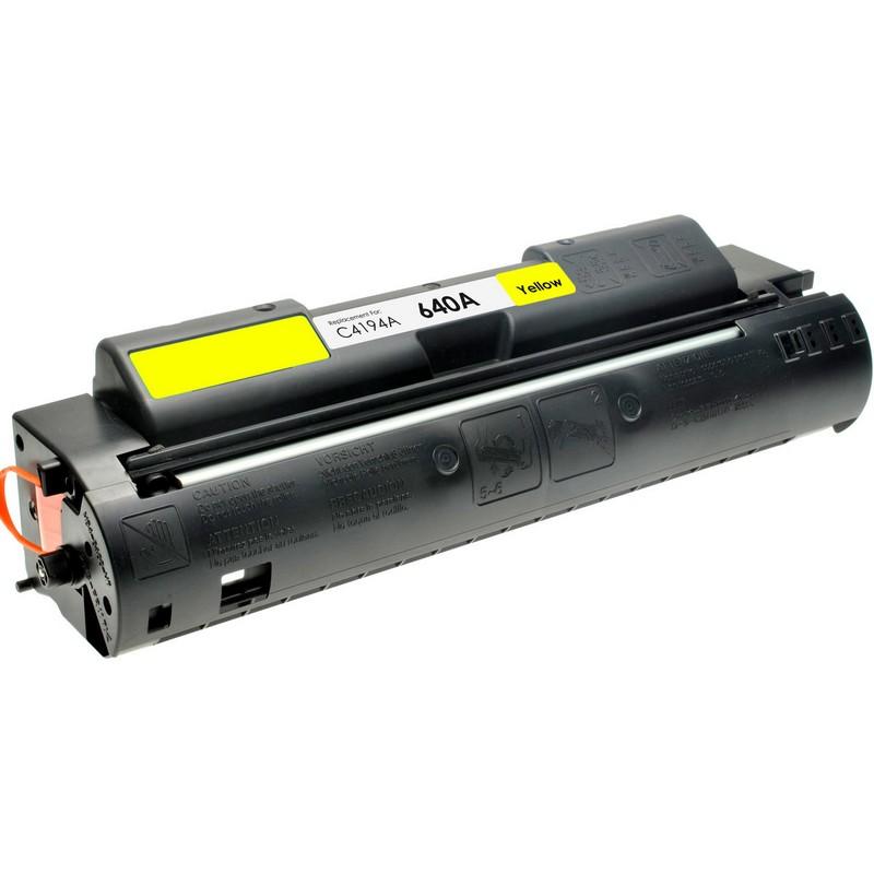HP C4194A Yellow Toner Cartridge