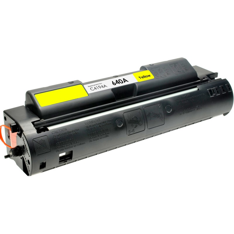HP C4194A Yellow Toner Cartridge