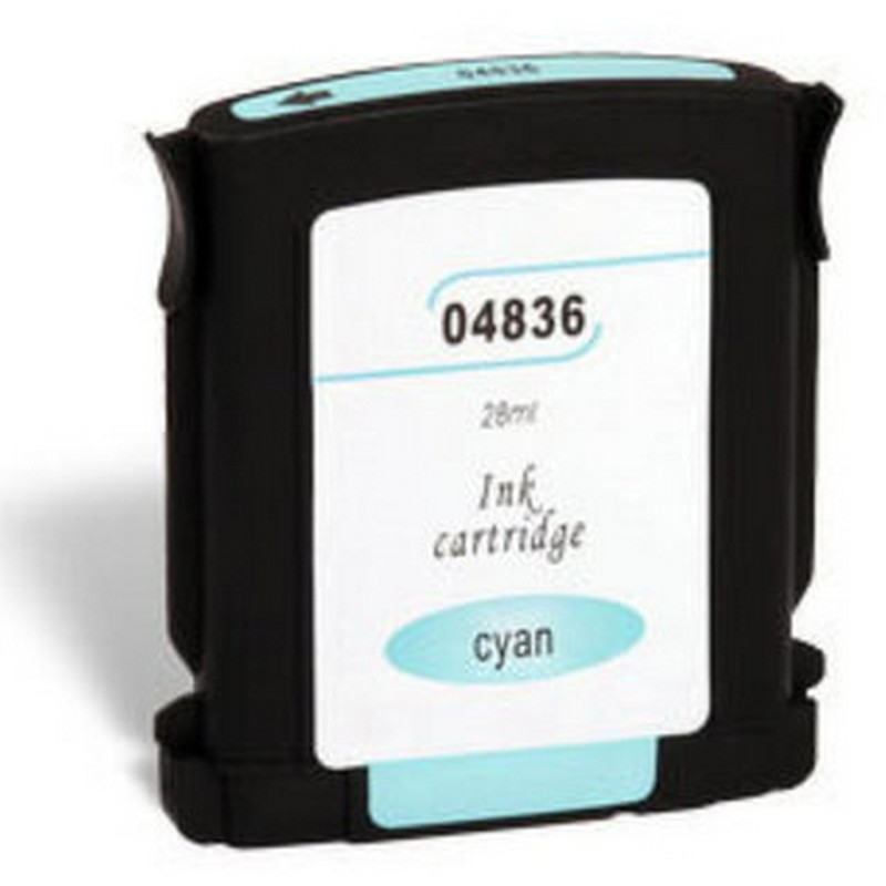 HP C4836AN Cyan Ink Cartridge-HP #11