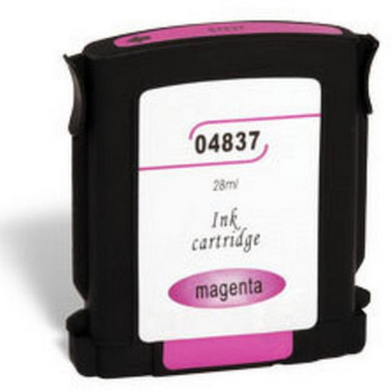 HP C4837AN Magenta Ink Cartridge-HP #11